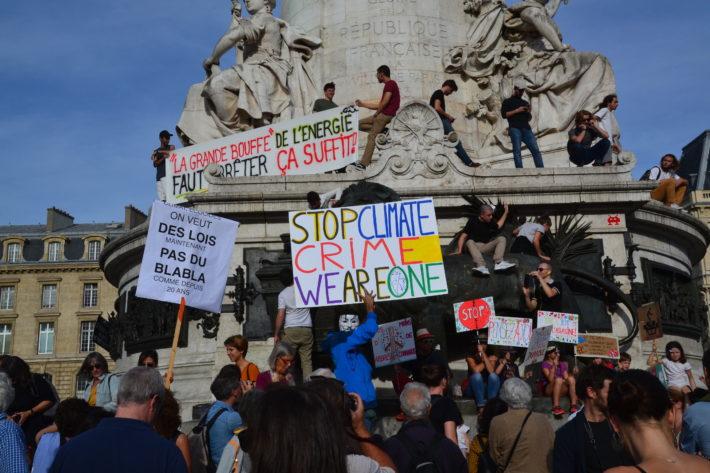 Covid crisis, climate crisis – same struggle